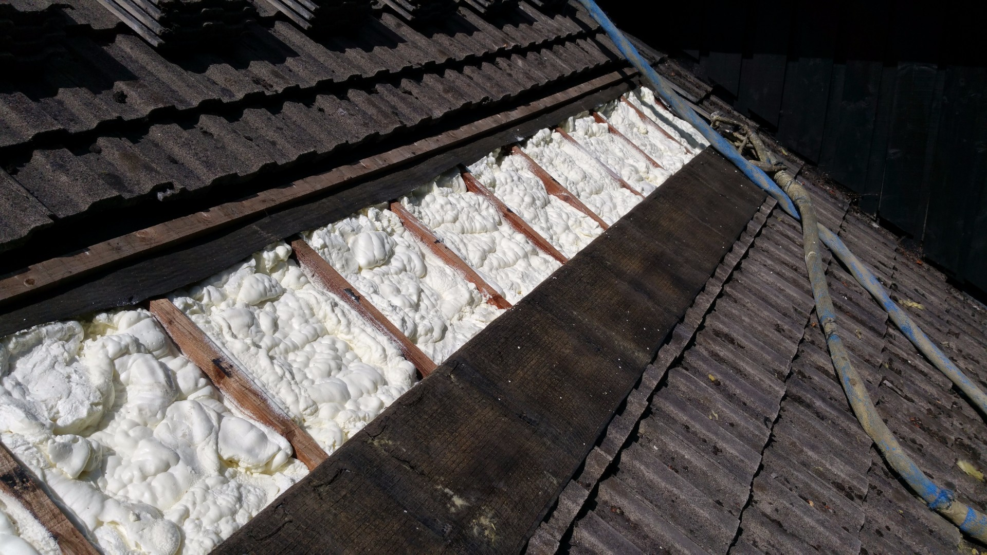 Roof Insulation Experts Spray Foam Services