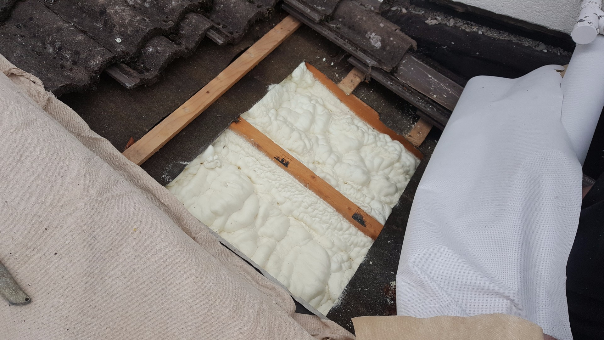 Roof Insulation Experts Spray Foam Services Interiors Inside Ideas Interiors design about Everything [magnanprojects.com]