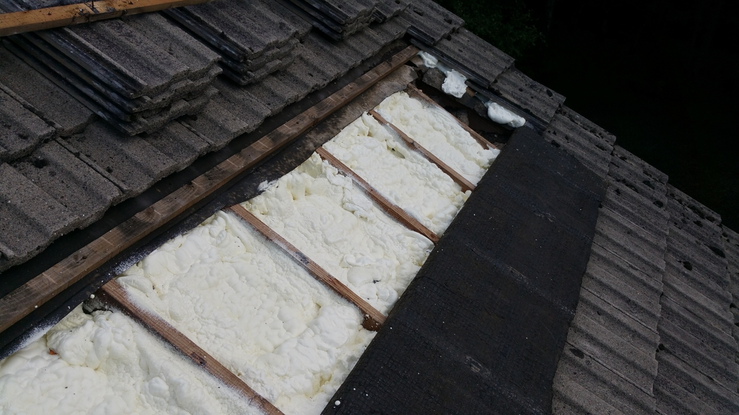 Spray Foam Insulation Experts Ireland