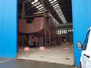Boat Insulation Uvalue
