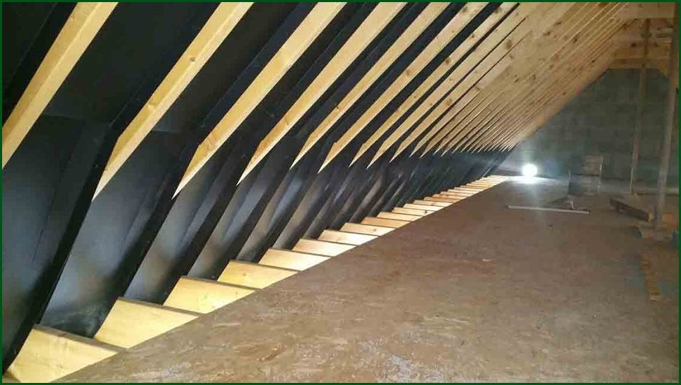 breathable-vent-card-attic-rafters - Spray Foam Insulation