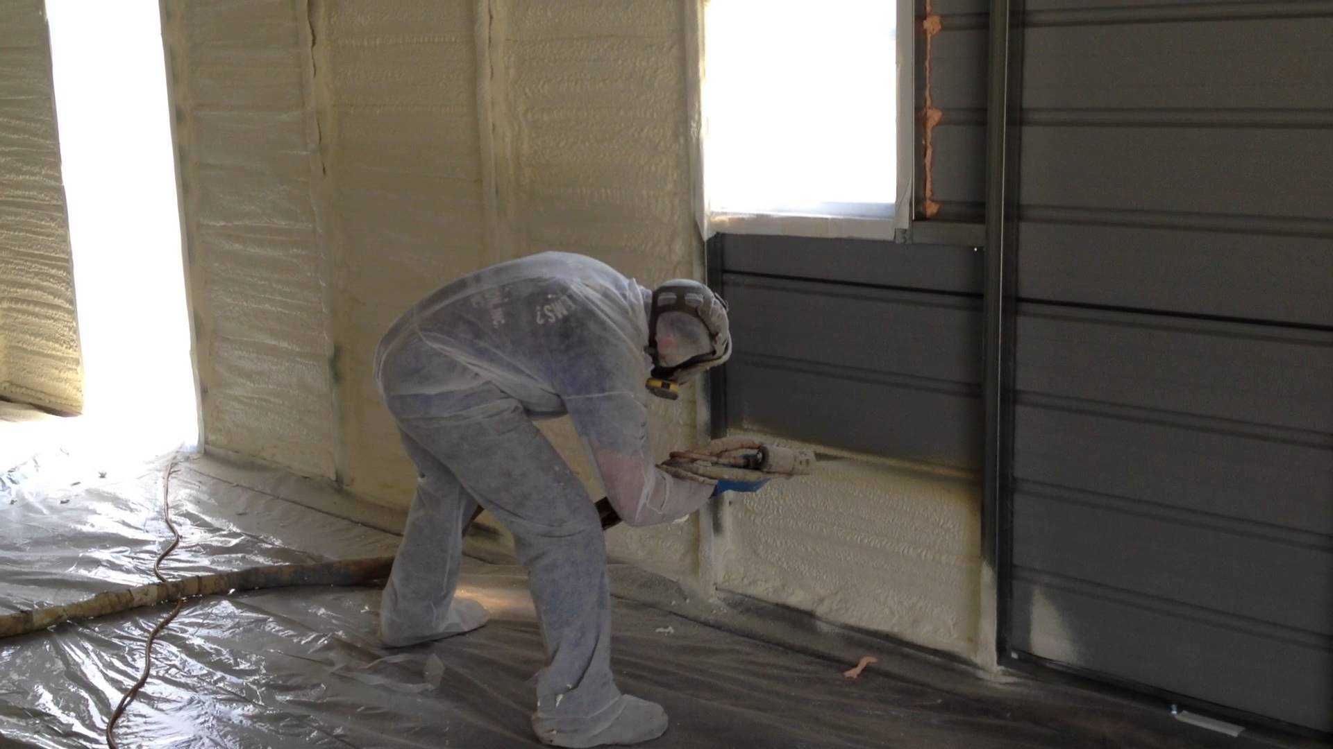 Shed insulation experts spray foam services shed insulation closed cell foam solutioingenieria Choice Image