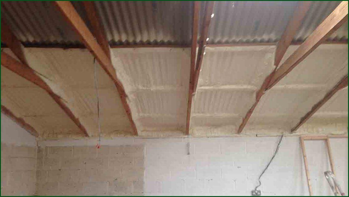 Shed Insulation Domestic Spray Foam Insulation Dublin